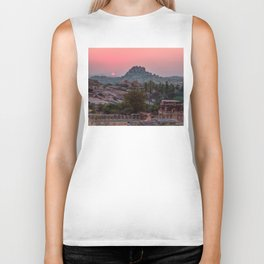 Jungle book: sunrise Biker Tank