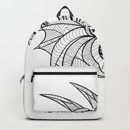 Dragon Head Zentagle Backpack
