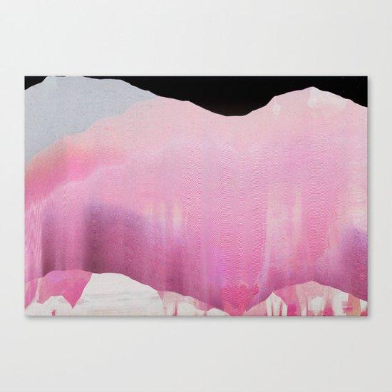 Untitled 20141126d (The Explorers) Canvas Print
