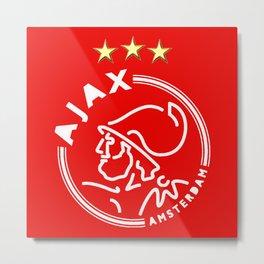 ajax amsterdam Metal Print