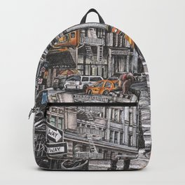 New York I Love You Backpack