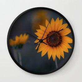 Sunflower - LG Wall Clock