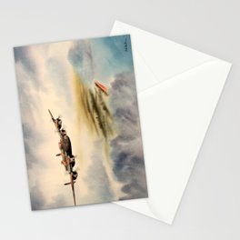 Avro Lancaster Aircraft Stationery Cards