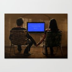 A Simpler Time Canvas Print