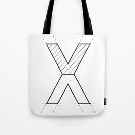The X Tote Bag