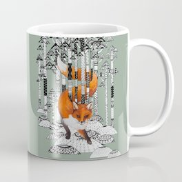 Fox Forest Coffee Mug