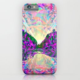 Northern Landscape iPhone Case