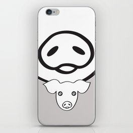 Meat - Really People? iPhone Skin