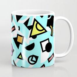 Funky shapes Coffee Mug