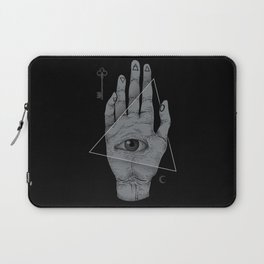 Witch Hand Laptop Sleeve