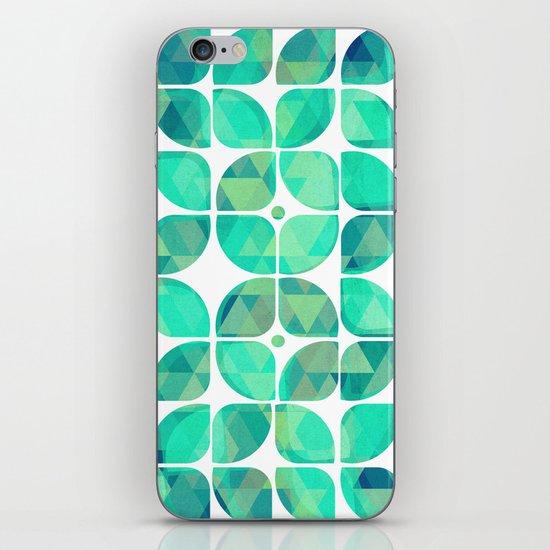 Minty iPhone & iPod Skin
