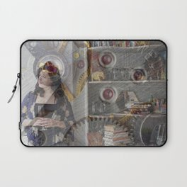 Lisa Marie Basile, No. 105 Laptop Sleeve