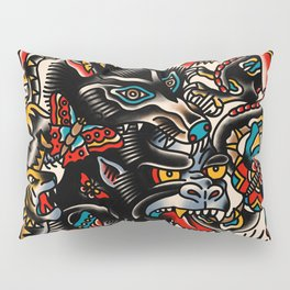 Traditional mess Pillow Sham