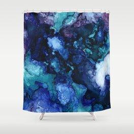 Ocean's Deep Shower Curtain