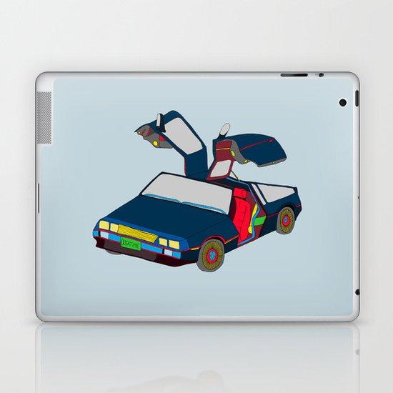 Cool Boys Like Flying Cars Laptop & iPad Skin