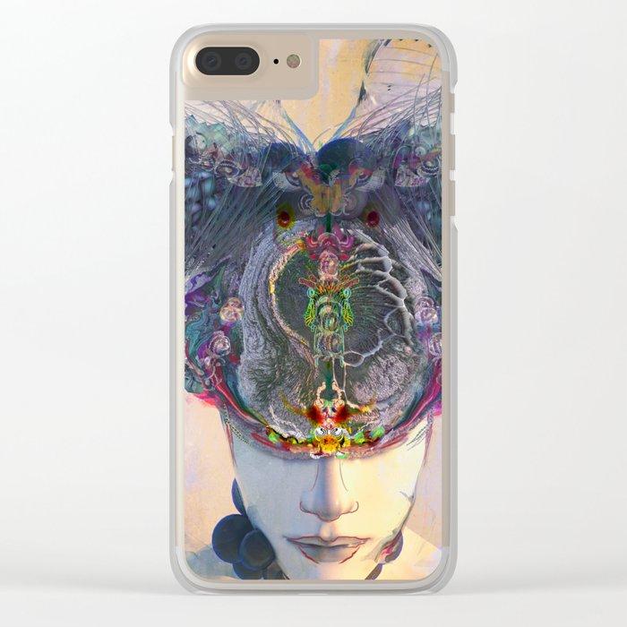 Vajra Mind Clear iPhone Case