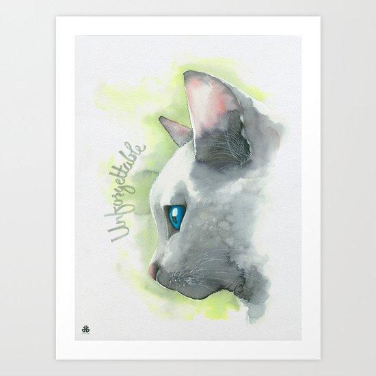 Unforgettable Art Print