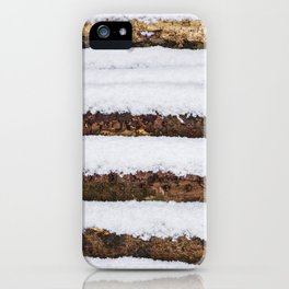 Firewood iPhone Case