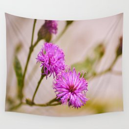 Pink Beauties Wall Tapestry