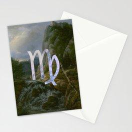 Fine Zodiac / Virgo Stationery Cards