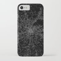 moscow iPhone & iPod Cases featuring Moscow by Line Line Lines