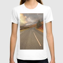 Road Of Colours T-shirt