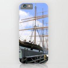 Great Ship in the San Francisco Bay Harbor iPhone 6 Slim Case