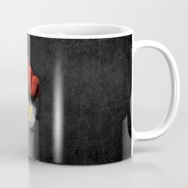 Egyptian Flag on a Raised Clenched Fist Coffee Mug