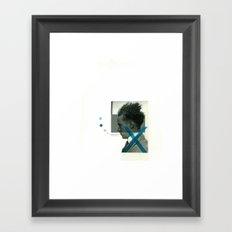 9X Framed Art Print