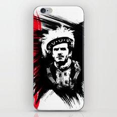 David Beckham - True King iPhone & iPod Skin