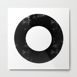 Ohs Metal Print