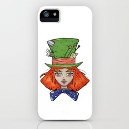 All Mad iPhone Case