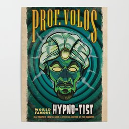 Prof. Volos Poster