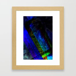 Back to Cali Framed Art Print