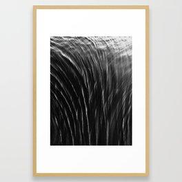Dark Flow Framed Art Print