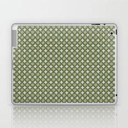 Four leaf clover pattern Laptop & iPad Skin