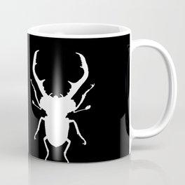 Stag beetle Coffee Mug