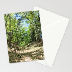 Towering forest Stationery Cards