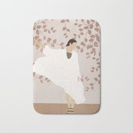 Soft Summer Breeze II Bath Mat