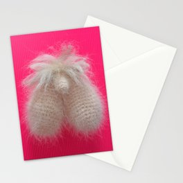 Norman (pink) Stationery Cards