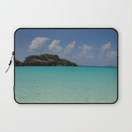 St. John, Trunk Bay Laptop Sleeve