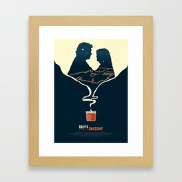 Extraordinary Together Framed Art Print