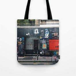 chez Gainsbourg Tote Bag