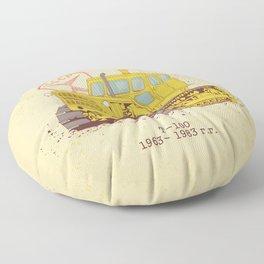 T 100 Floor Pillow