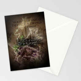 The Marauders Stationery Cards