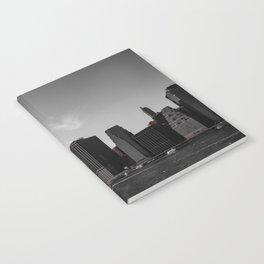 Manhattan Coast Notebook