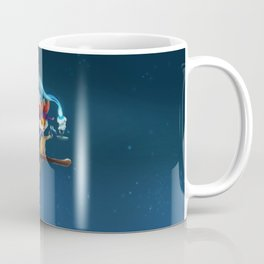 Fire Witches Coffee Mug