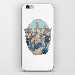 Fate's String iPhone Skin