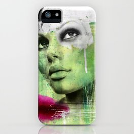 Why not...? iPhone Case