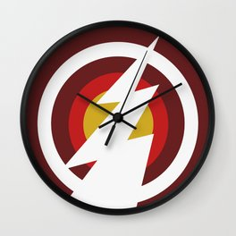 Speedster (Colored) Wall Clock